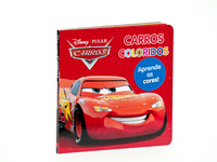 Carros Coloridos - Aprende As Cores