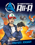 As Aventuras de Ali-A - eBook