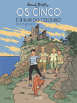 Os Cinco e a Ilha do Tesouro - eBook