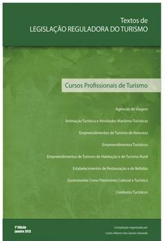 Textos de Legislação Reguladora do Turismo - eBook
