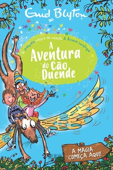 A Aventura do Cão Duende - eBook