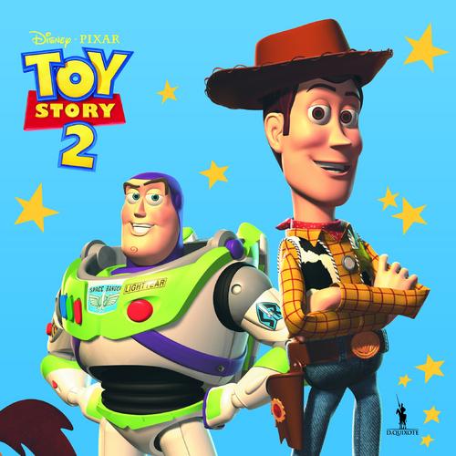 Leyaonline - Toy Story 2 - DISNEY