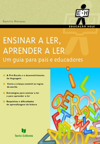 Leyaonline - Ensinar A Ler, Aprender A Ler - MARQUES, RAMIRO